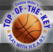 Top of the Key Logo